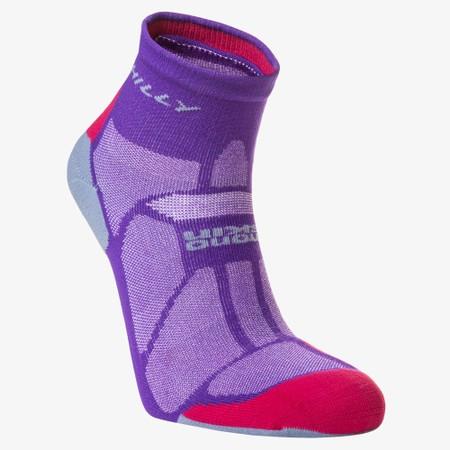 Hilly Marathon Fresh Minimum Cushioning Anklet Socks #6