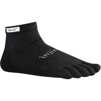 INJINJI  Run 2.0 Lightweight Mini Crew Toe Socks