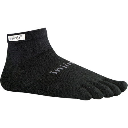 Injinji Run 2.0 Original Weight Mini Crew Toe Socks #1