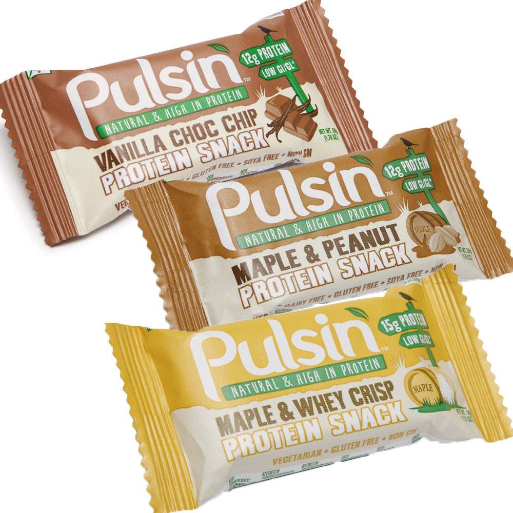 Pulsin Protein Bar #1
