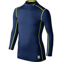 Junior Nike Hyperwarm Comp Long Sleeve Boys'