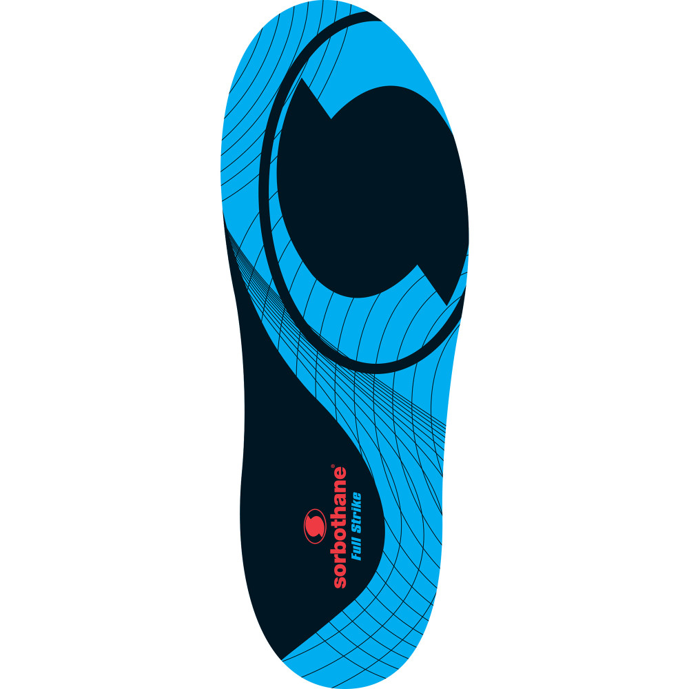 Sorbothane Full Strike Insoles #1