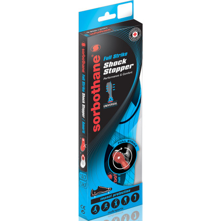 Sorbothane Full Strike Insoles #3