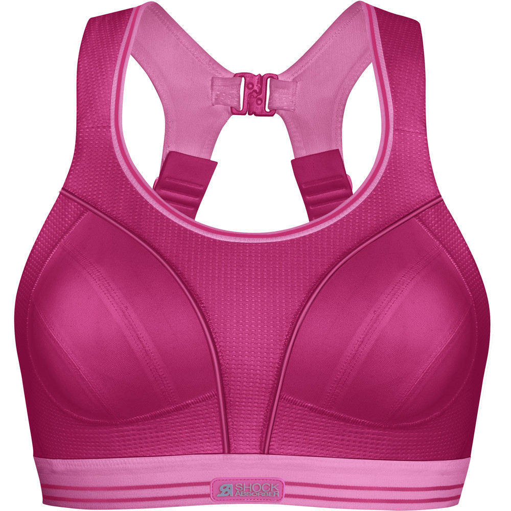 ab8e281aff Buy Women s Shock Absorber Ultimate Run Bra Pink in Pink