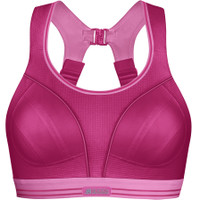 SHOCK ABSORBER  Ultimate Run Bra Pink