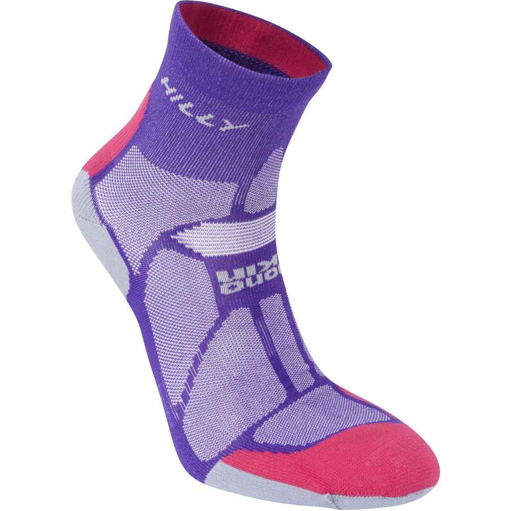 Hilly Marathon Fresh Anklet Socks #1