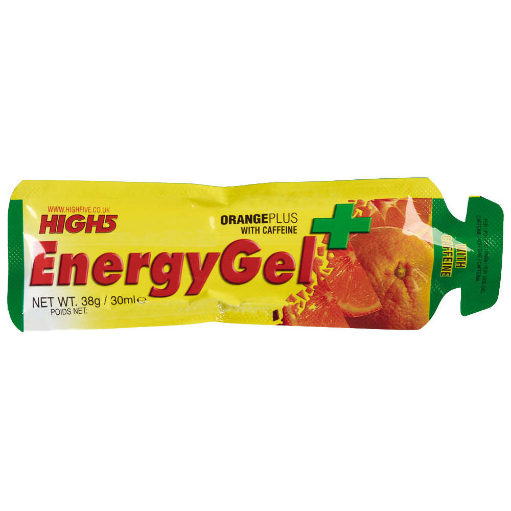 High 5 Energy Gel + Caffeine #1