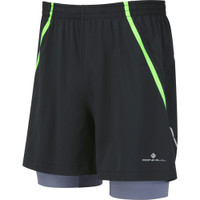 Ronhill Advance Twin 5in Shorts