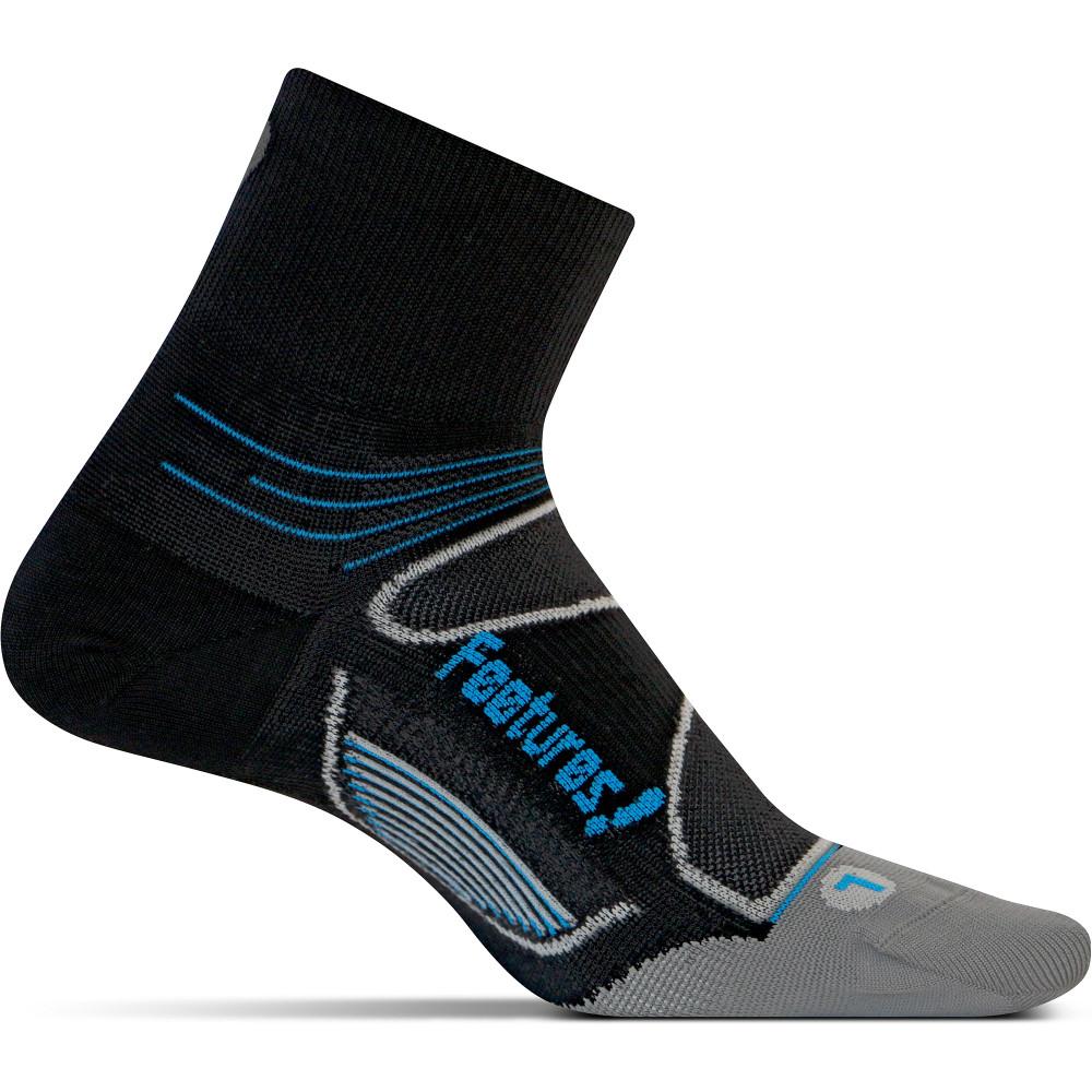 Feetures Elite Ultra Light Quarter Socks #1