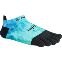 INJINJI  Run 2.0 Lightweight No Show Toe Socks