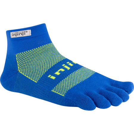 Injinji Run 2.0 Original Weight Mini Crew Toe Socks #2