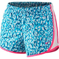 Junior Nike Tempo Allover Print Shorts