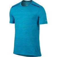 Nike Cool Tailwind Stripe Short Sleeve Tee