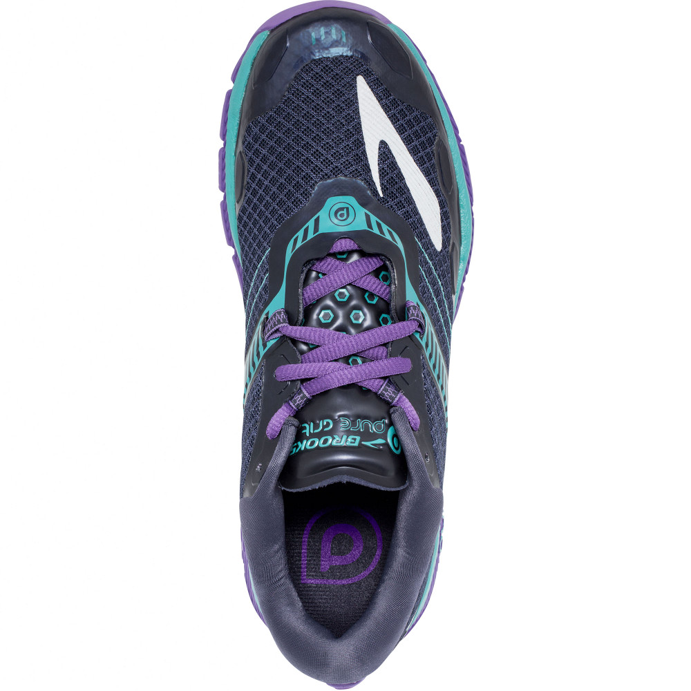 Women's Brooks PureGrit 5 #4