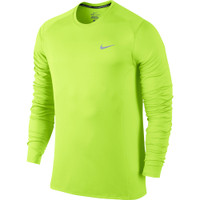 Nike Dry Miler Long Sleeve Tee