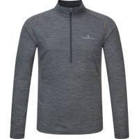 Ronhill Trail Merino 1/2 Zip Long Sleeve Tee