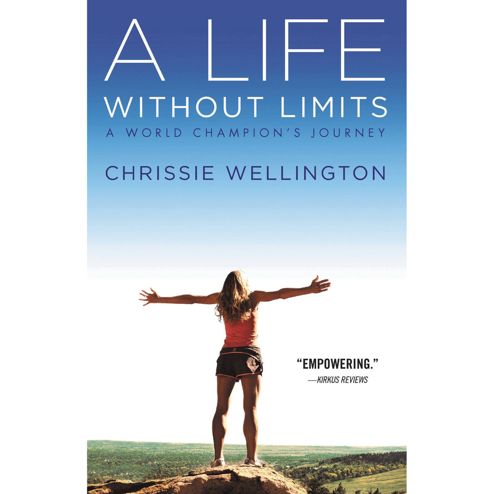 A Life Without Limits PB - Chrissie Wellington #1