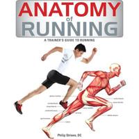 Anatomy Of Running - Philip Striano