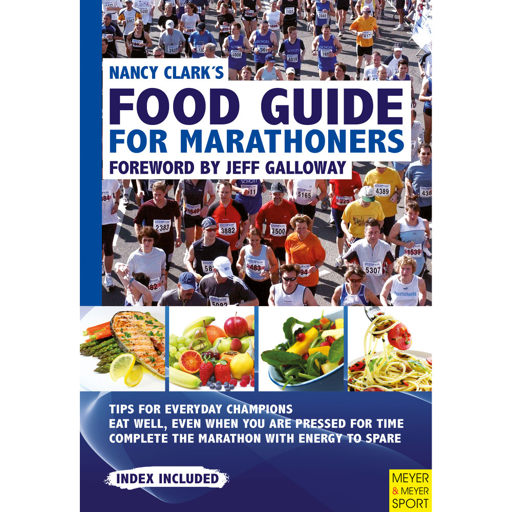Nancy Clark's Food Guide For Marathoners #1