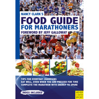 BOOK Nancy Clark's Food Guide For Marathoners