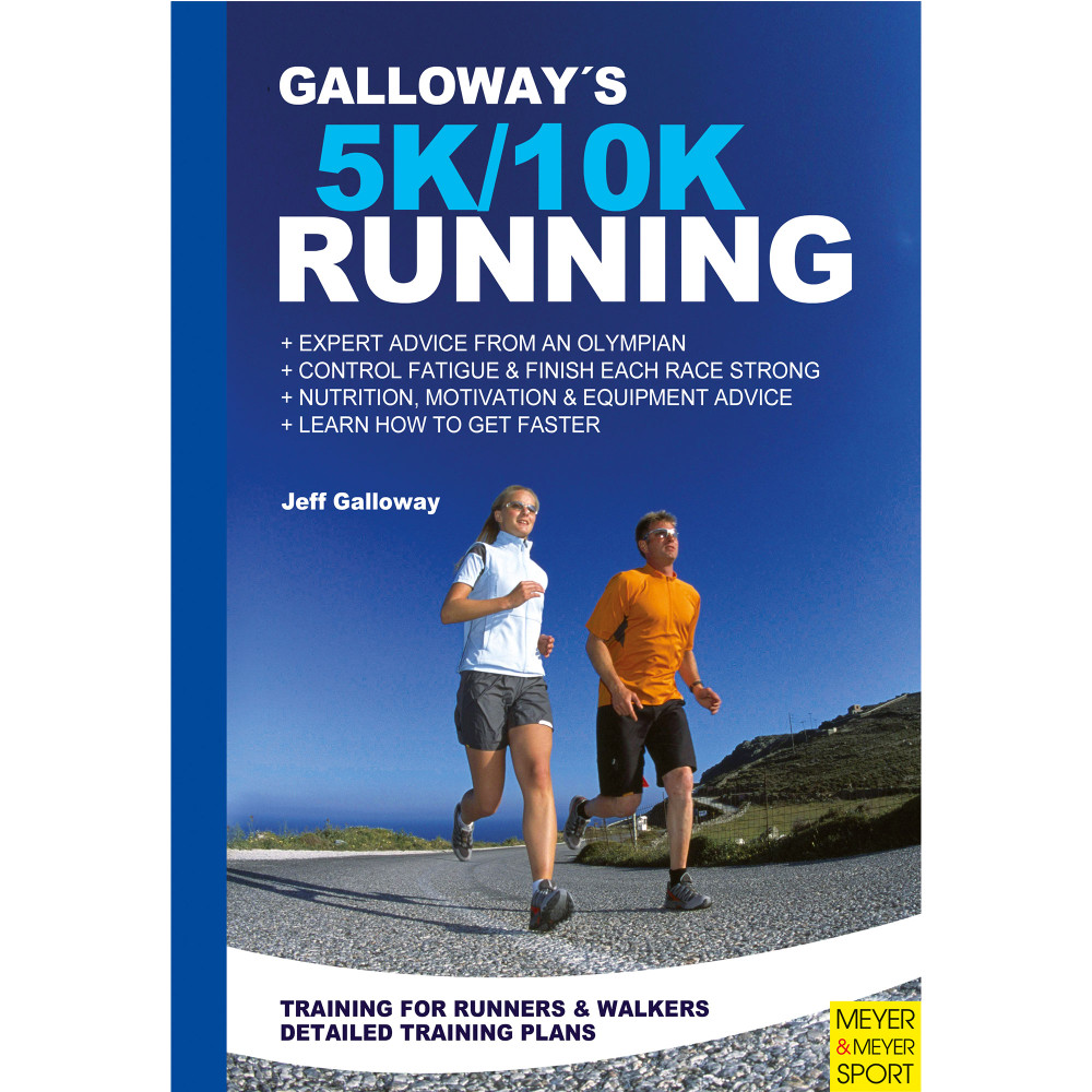 Galloway's 5K/10K Running #1