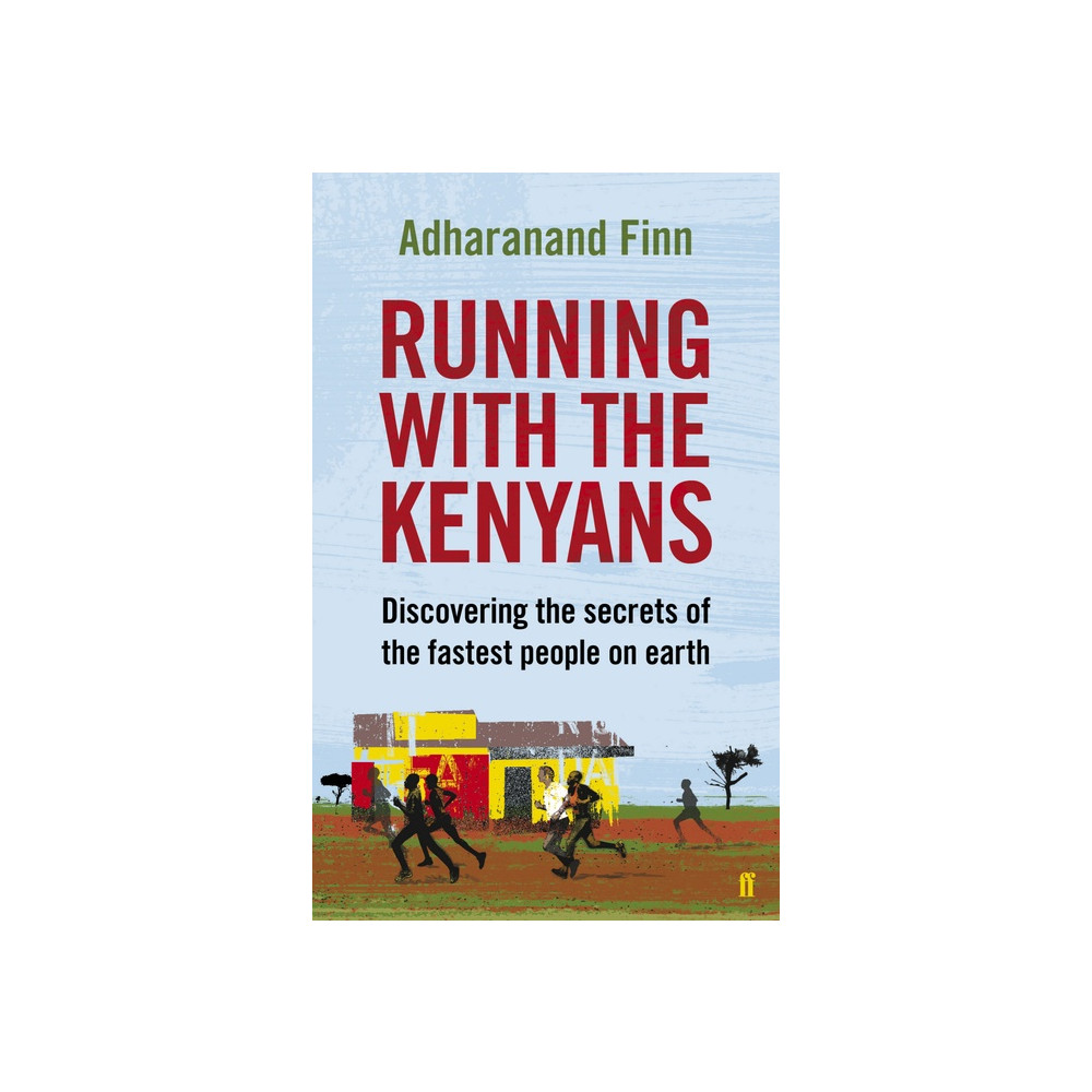 Running With The Kenyans (2nd Edition) #1