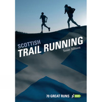 BOOK Scottish Trail Running - Susie Allison