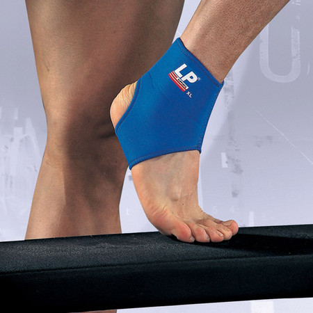 LP Neoprene Ankle Support #1