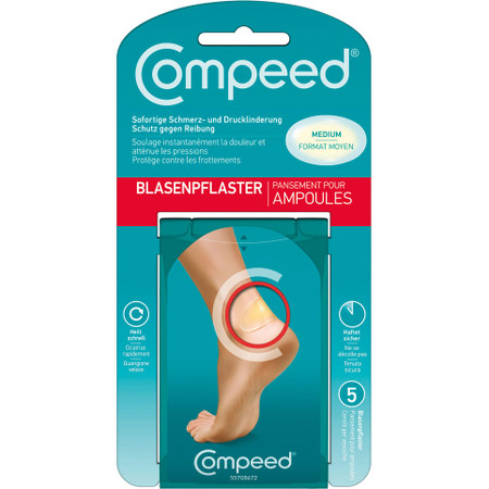 Compeed Blister Pads Medium #1