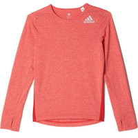 Junior Adidas Running Long Sleeve Tee Boys'