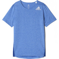 Junior Adidas Running Short Sleeve Tee Boys'