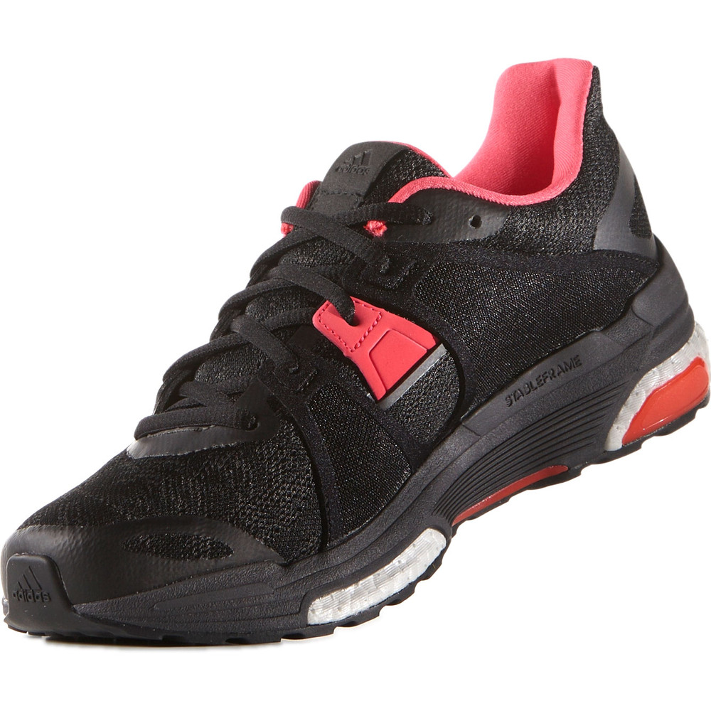buy women 39 s adidas supernova sequence boost 9 in red run. Black Bedroom Furniture Sets. Home Design Ideas