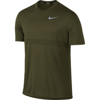 Nike Relay Short Sleeve Tee Dark Green