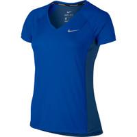 Nike Miler Short Sleeve Tee Royal Blue