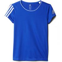 Junior Adidas Tech Short Sleeve Tee Girls'