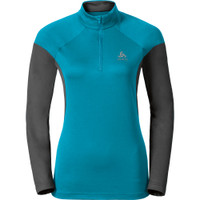Odlo Versilla 1/2 Zip Long Sleeve Tee