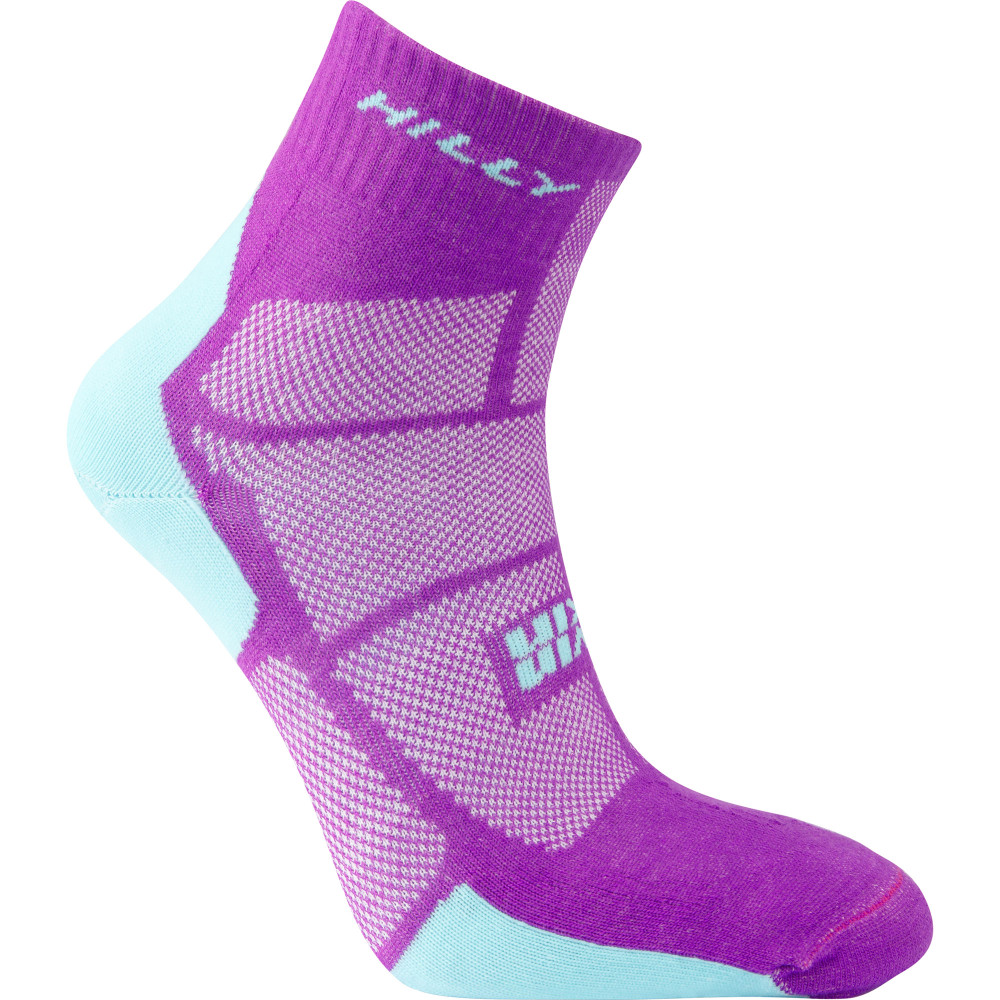 Hilly Twin Skin Anklet Socks #10