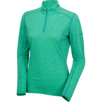 Montane Primino 140g Zip Long Sleeve Tee