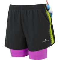 Women's Ronhill Infinity Fuel Twin Shorts