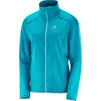 Salomon Agile Jacket Aqua