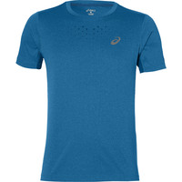 Asics Stride Short Sleeve Tee Blue