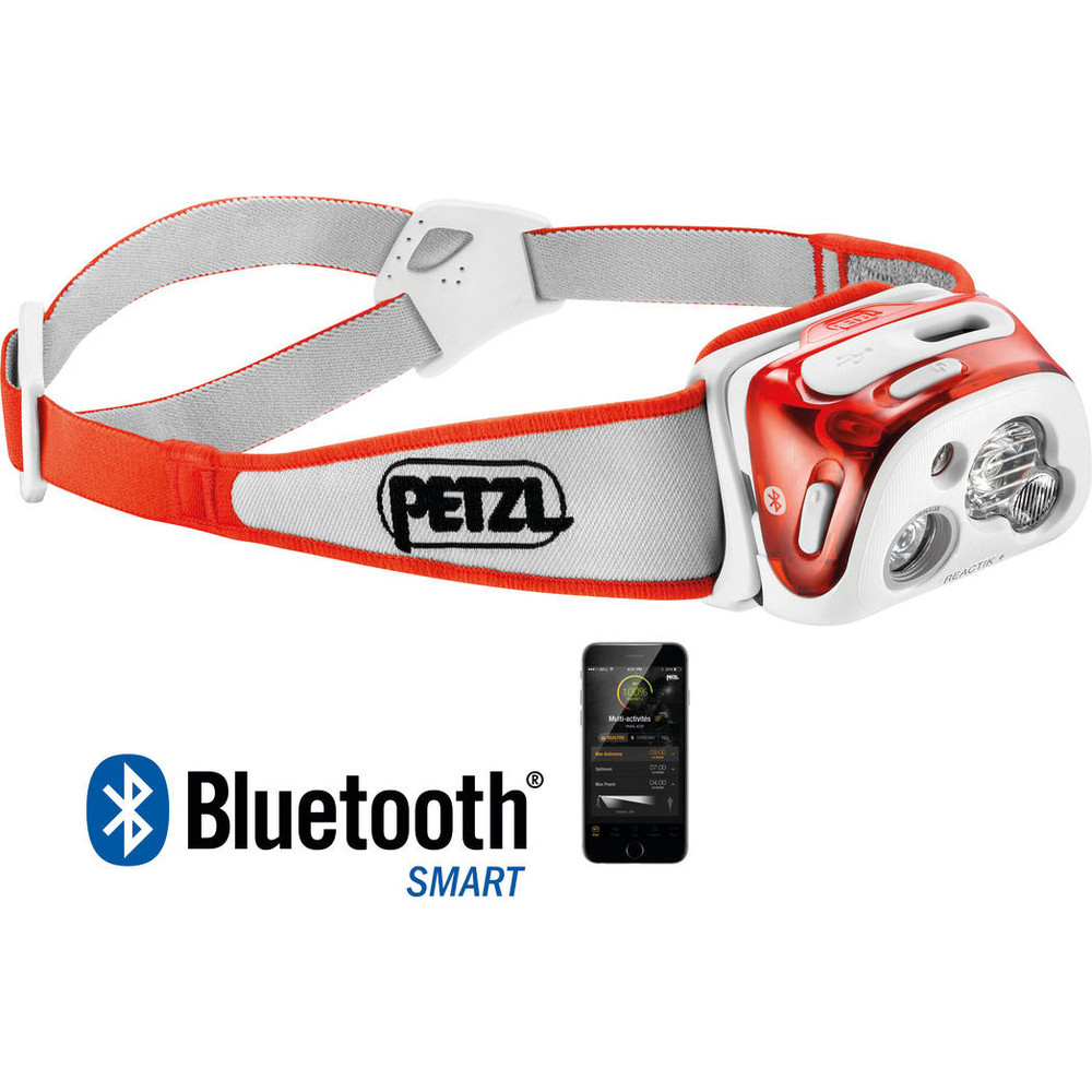 Petzl Reactik+ Headlamp #1