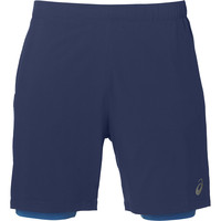 Asics Race 2in1 7in Shorts