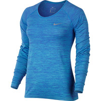 Nike Dri-fit Knit Long Sleeve Tee