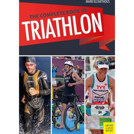 The Complete Book Of Triathlon Training #1