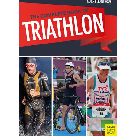 The Complete Book Of Triathlon Training #1