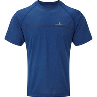 Ronhill Everyday Short Sleeve Tee Blue