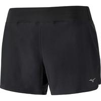 Mizuno Phenix Square 4in Shorts Black