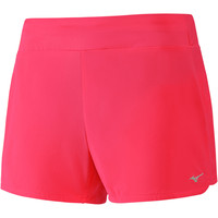Women's Mizuno Phenix Square 4in Shorts