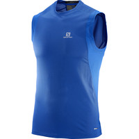 Men's Salomon Trail Sleeveless Tee